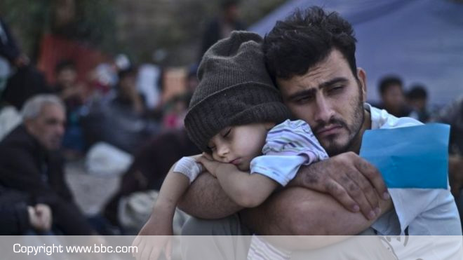 Challenging the current refugee discourse