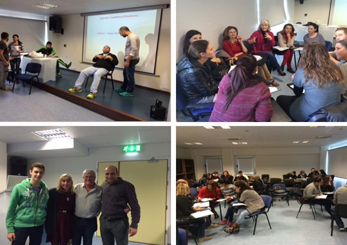 'Cultivating compassion in hospitals – Improving quality of care' Limassol, Cyprus, 2015