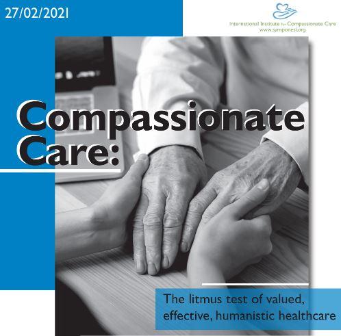 Διαδικτυακή ημερίδα με θέμα την Συμπονετική Φροντίδα και την πανδημία
